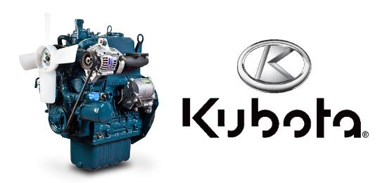 Silnik Kubota Diesel