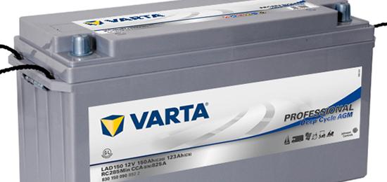 Akumulatory Varta Professional
