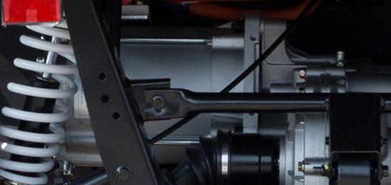 Cichy silnik elektryczny