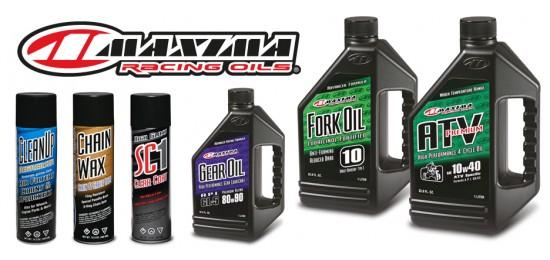 MAXIMA - amerykańskie oleje i smary