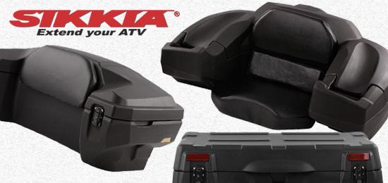 Kufry ATV marki SIKKIA